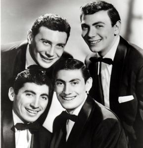 The Ames Brothers Clockwise From Bottom Left Gene Joe Ed And