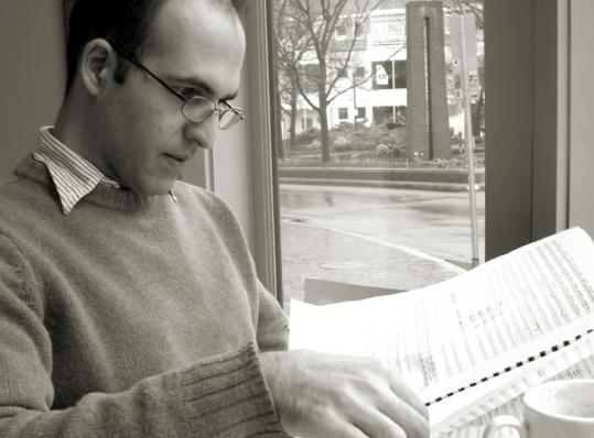 Composer Lior Navok's work is distinguished by its sincerity, its courage, and its ambition.