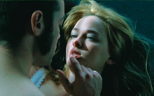 As the heroine, Jess Weixler is game for the movie's silliness.
