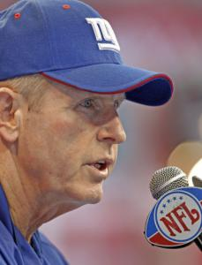 Nicer? Tom Coughlin says he's just communicating better.