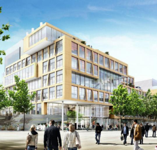 Harvard plans to break ground this month on its Science Complex in North Allston.