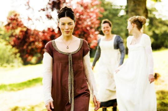 Olivia Williams stars as Jane Austen in PBS's 'Miss Austen Regrets.'