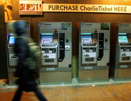 The T spent $192 million two years ago to introduce the Charlie Card system, which replaced cash and tokens.
