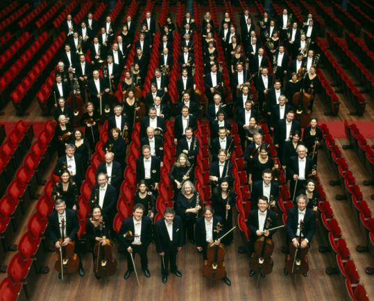 Royal Concertgebouw Orchestra last played in Boston in 1999.