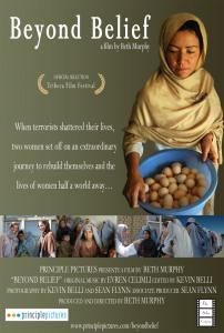 Filmmaker Beth Murphy follows two Sept. 11 widows as they travel to Afghanistan to help Afghan widows.