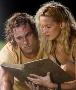 Matthew McConaughey and Kate Hudson in 'Fool's Gold.'
