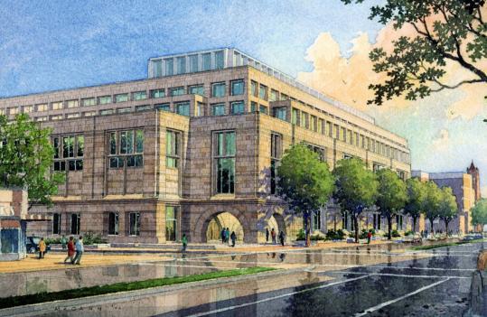 Harvard Law School - Northwest Corner complex | Cambridge [Archive ...