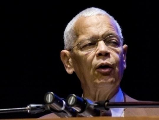 NAACP chairman Julian Bond expressed concern that Michigan and Florida voters could be disenfranchised.