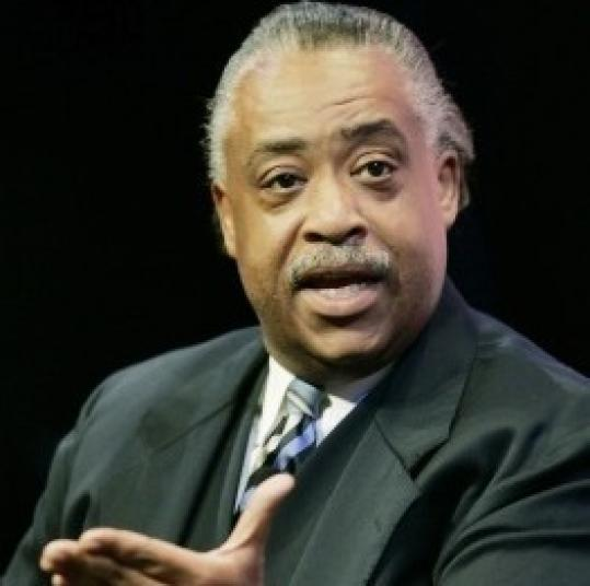 The Rev. Al Sharpton warned against seating Florida and Michigan delegates.