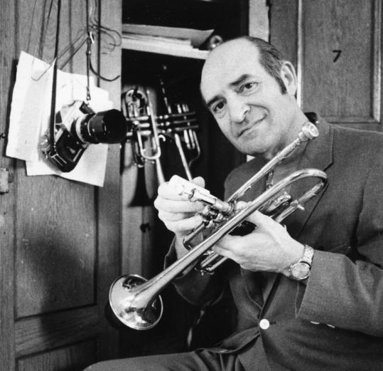 Roger Voisin was asked to join the Boston Symphony Orchestra when he was 17.
