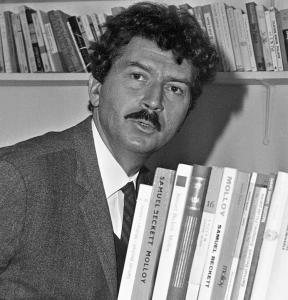 Alain Robbe-Grillet's 'Les Gommes' (The Erasers) was considered one of the first of the 'new novels.'
