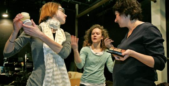 Melinda Lopez is in demand as her latest production hits Boston Playwrights' Theatre.