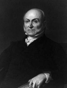 In Congress, Adams was an eloquent and tireless foe of slavery.