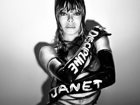 Janet Jackson returns to themes of erotic exploration on