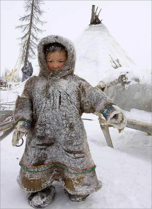 nenets children yamal peninsula - photo #37
