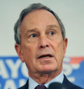 Michael Bloomberg said he might lend his support to a candidate who takes an independent approach.
