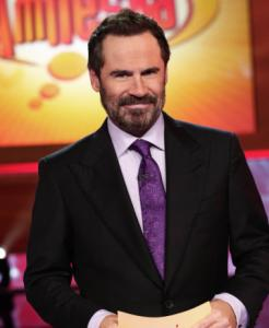 Dennis Miller is the host of NBC's new Friday night game show 'Amnesia.'
