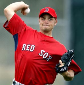 Red Sox pitching prospect Michael Bowden will try to harness his curveball this season, probably at Double A Portland.