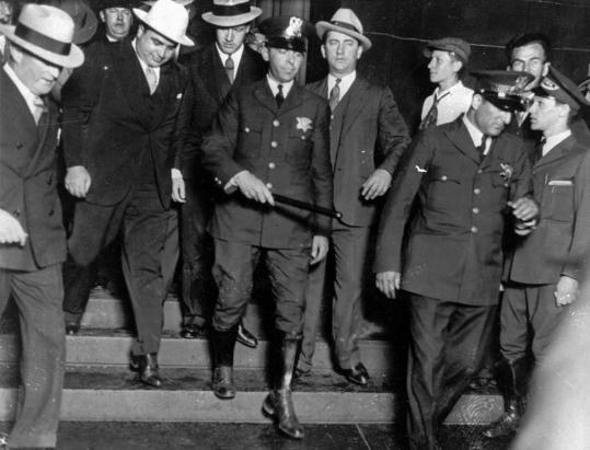 Irs Releases Files From Case Against Quot Hoodlum Quot Capone
