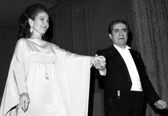 Maria Callas On Stage Maria callas and giuseppe di