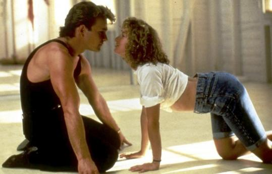 Patrick Swayze starred with Jennifer Grey in 1987's 'Dirty Dancing.'