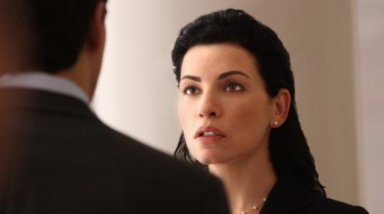 Julianna Margulies plays a tough but ethical defense attorney on Fox's new court-room drama 'Canterbury's Law.'