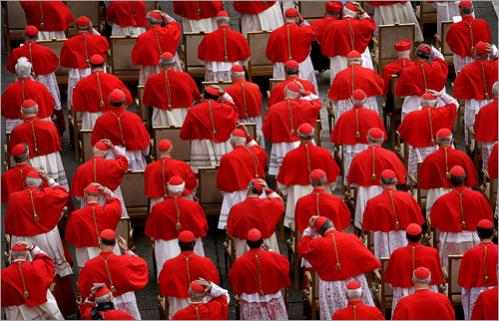 The College of Cardinals gained 15 new members in a 2006 Vatican ceremony presided over by Pope Benedict XVI. Archbishop Sean Patrick O'Malley of Boston was one of the newly named Cardinals.