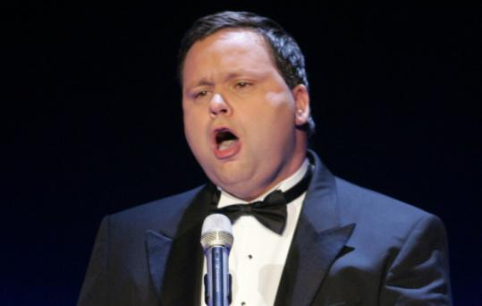 Paul Potts tippet Hans Bollandsås som vinner av X-Factor 2010 og fikk rett! thumbnail