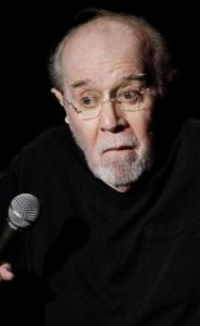George Carlin has spent most of his 50 years in show business doing stand-up.