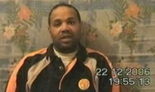 Paul Reuben was seen in a video from 2006. He was among five Western contractors abducted in 2006 and 2007.