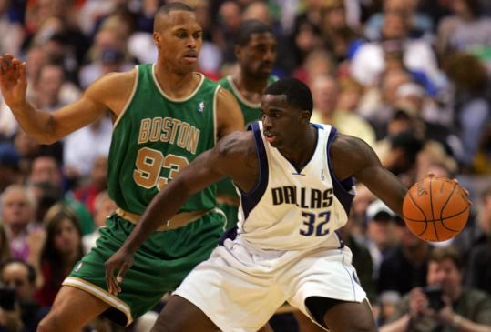 P.J. Brown (defending Brandon Bass Thursday) is averaging 2 points and 3.6 rebounds.