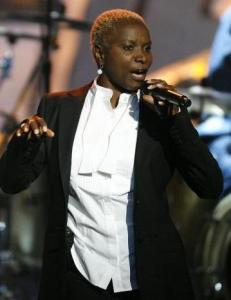 Angelique Kidjo, pictured last month in Los Angeles.