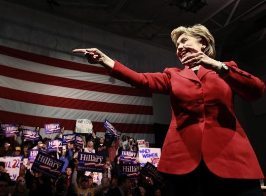 Senator. Hillary Clinton campaigned at Pennsylvania State in Uniontown yesterday. Clinton proposed that the Federal Housing Administration buy and restructure mortgage debt and called for a new $30 billion federal fund to help fight foreclosures.