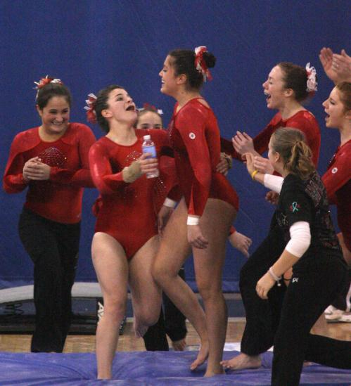 Barnstable girls have sixth sense At least there was a little drama this year. 'We weren't quite sure this time,'' said Barnstable coach Duncan Chase. 'It was one of the best state meets in 10 years.' And for the sixth straight year Barnstable won the state championship. Chelmsford was the hard-luck second-place finisher, led by the two-time gymmnast of the year and UNH-bound Alison Carr. The meet came down to the last rotation. Barnstable's Leah Pacheco was the final performer on the floor and her 9.55 score gave Barnstable the title. 'I like the pressure,'' Pacheco said after. 'Being the last one on the floor, everyone watching you. It's exciting.'