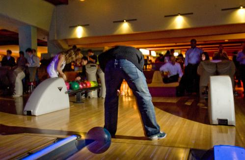 Lovely nickname: Andy Zitzmann (aka 'Twinkle Toes,' according to his friends) took a slightly different approach to bowling. See more Hot Shots More info on Kings SUBMIT Your nightlife photos! TALK What scene should we visit next?