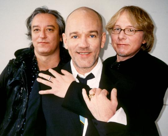R.E.M., fronted by Michael Stipe (above), performing at the South by Southwest Festival in Austin, Texas, earlier this month.