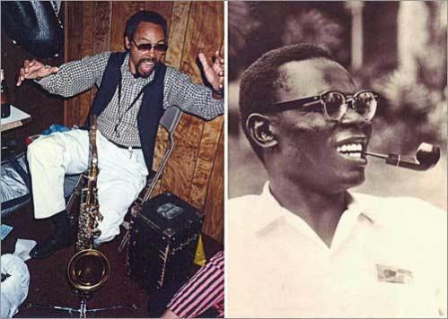 Absentee dads Obama's father (right), a Kenyan economist who came to study in the United States, was largely absent from his life. Patrick's father, saxophonist Laurdine 'Pat' Patrick, abandoned his family to further his jazz career, which included stints with the Sun Ra Archestra.