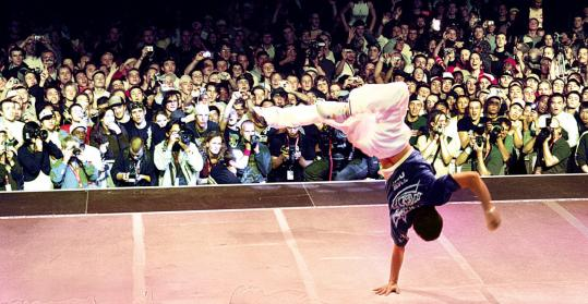 A Korean dancer at the World B-Boy Championships in Germany is featured in 'Planet B-Boy.'
