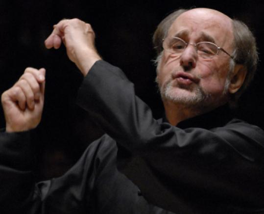 Sir Roger Norrington serves as artistic adviser to H&H.