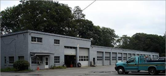 Supporters of a new DPW building in Weston have cited a lack of space and inadequate ventilation at the current site, which dates to 1953. A new facility would cost about $16 million.