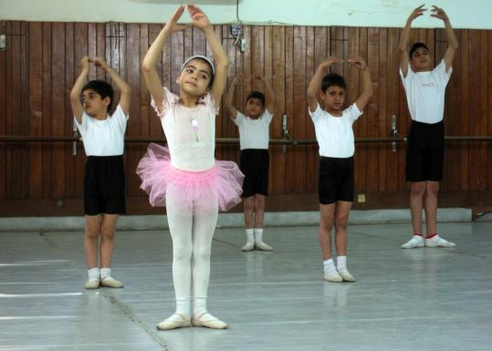 The Baghdad School of Music and Ballet instills in its charges a love of music and dance in the midst of war. Most ballet students drop out when they're 12 or 13, afraid of Muslim extremists.