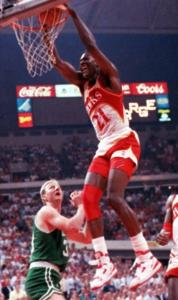 The Celtics and Hawks had a memorable playoff series in 1988, highlighted by the theatrics of Larry Bird and Dominique Wilkins.