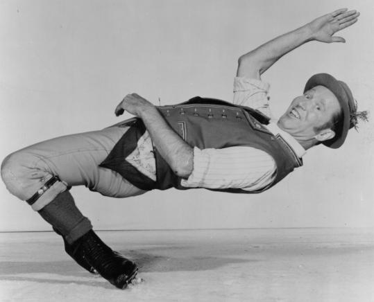 Frick Werner werner groebli 92 skater gave crowds comedy on the boston globe