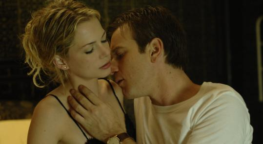 Michelle Williams and Ewan McGregor in Marcel Langenegger's 'Deception.'