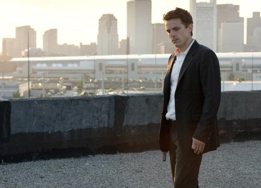 'Gone Baby Gone' (above, starring Casey Affleck) follows a tradition of movies set in the area, as explored in 'Big Screen Boston.'
