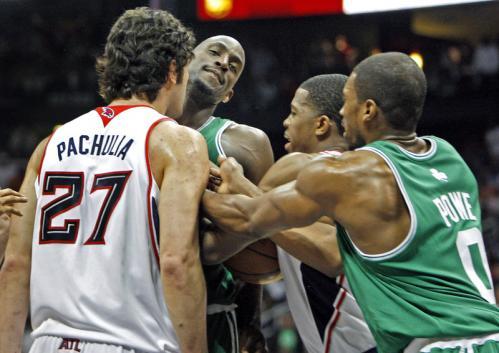 ზაზა ფაჩულიას ყველა ჩხუბი NBA - ში ! ქართველი თავს არავის აჩაგვრინებს ( Video )