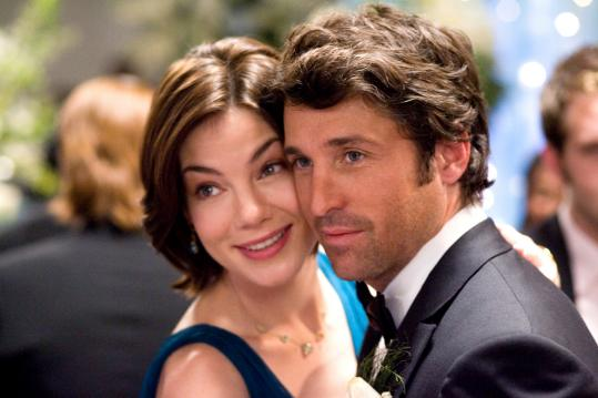 Michelle Monaghan and Patrick Dempsey play best friends planning her wedding.