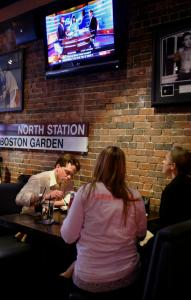 A Sports Bar And Then Some The Boston Globe