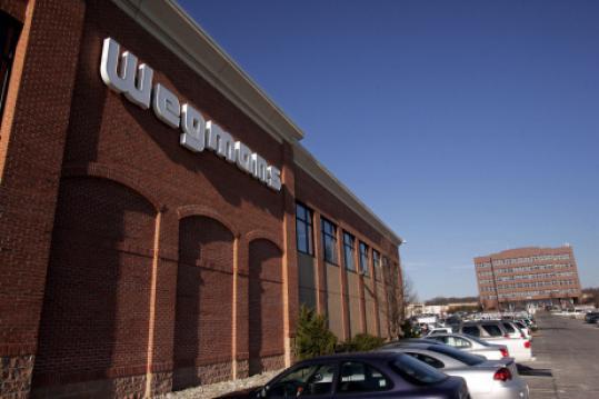 Wegmans has no stores in New England.
