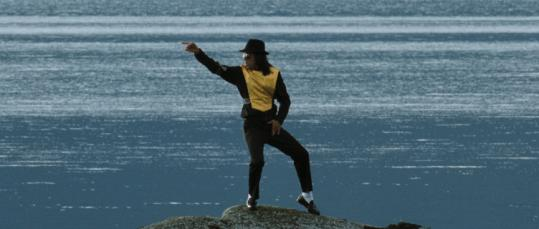 Diego Luna plays a Michael Jackson impersonator in Harmony Korine's 'Mister Lonely.'